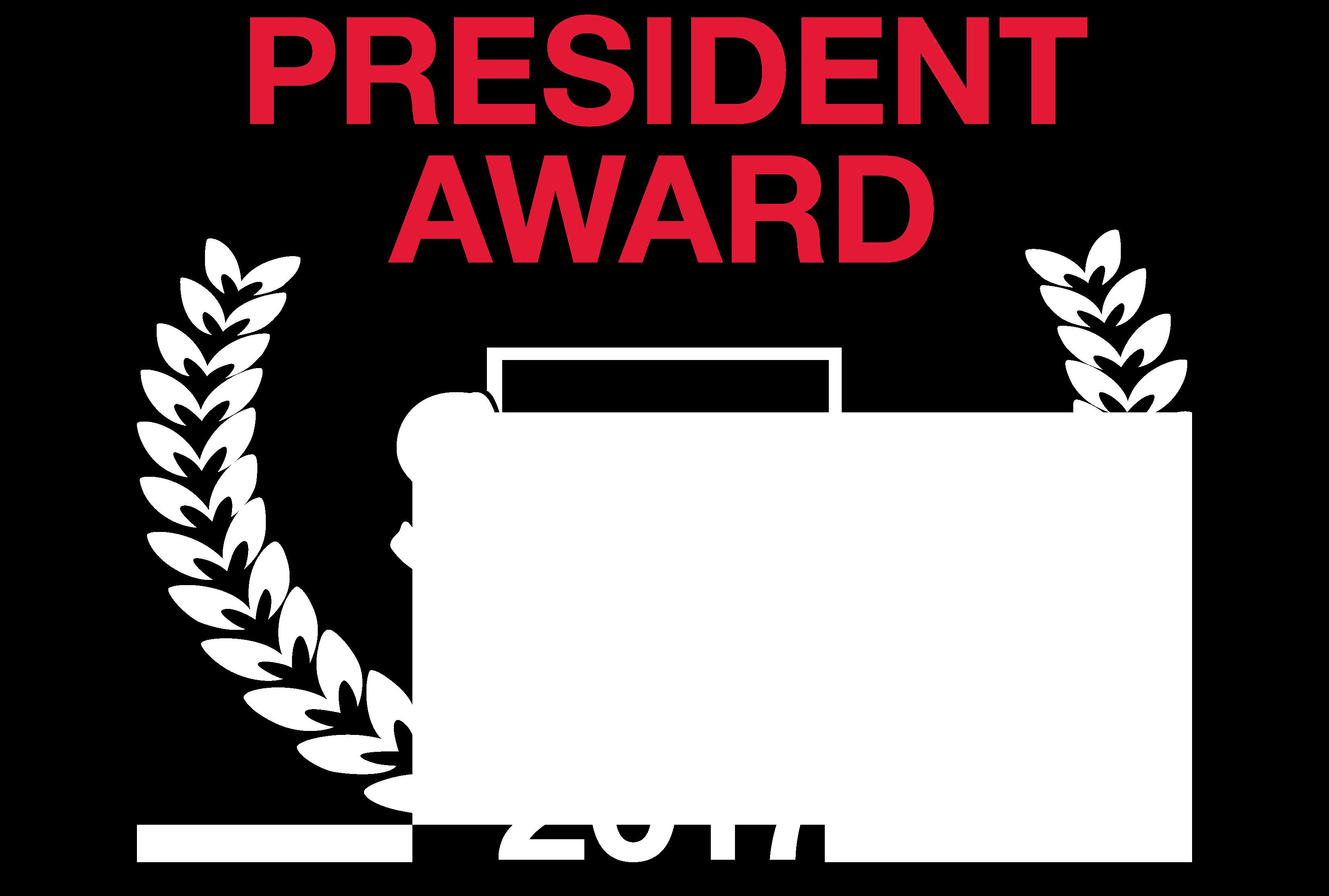 president award 2017