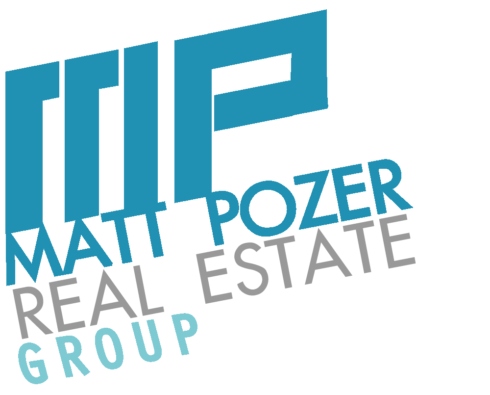 matt pozer group logo blue