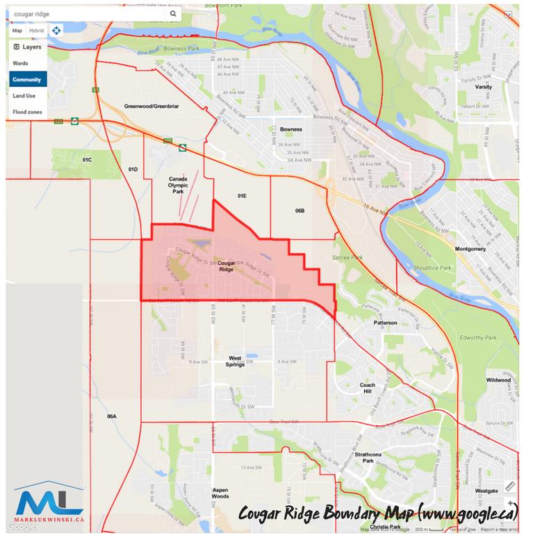 cougar ridge boundary map wwwgoogleca