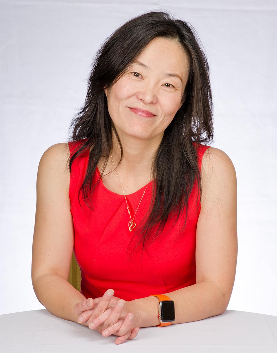 clairy yang portrait