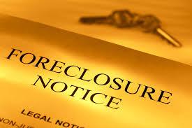 foreclosure c