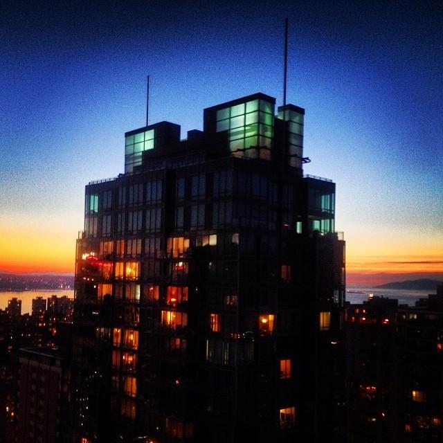 happy thanksgiving sunset vancouver dream sunset ig sunsetshots explorebc ig canada igs photos amature united allshots   a