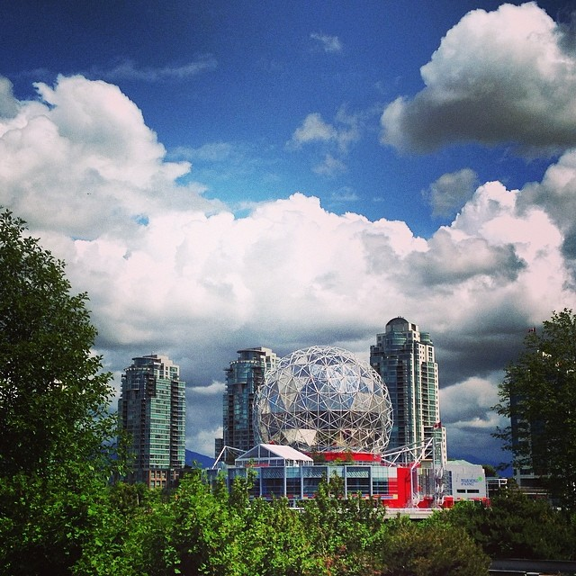 lousy day in olympicvillage vancouver amature united city explore veryvancouver explorebc hubhdp worldunion