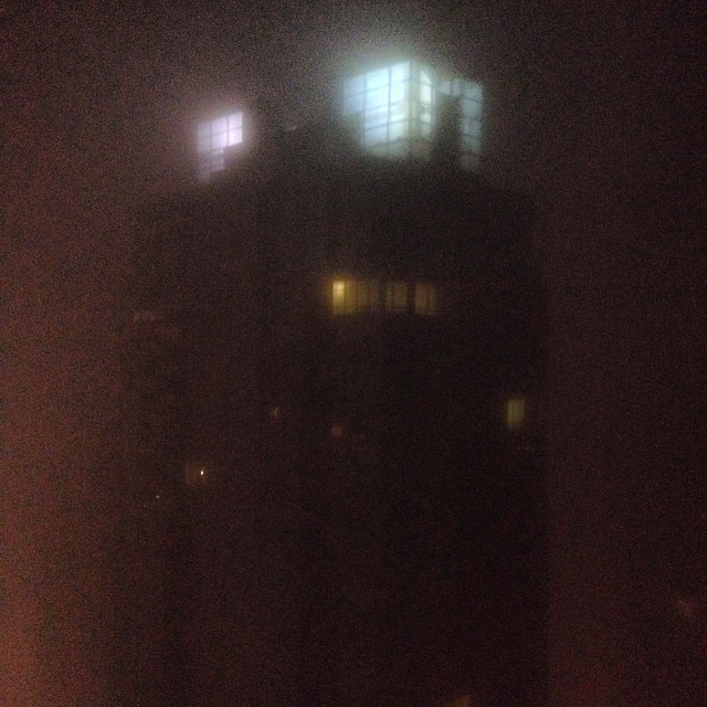 tonight in fogcouver fog vancouver