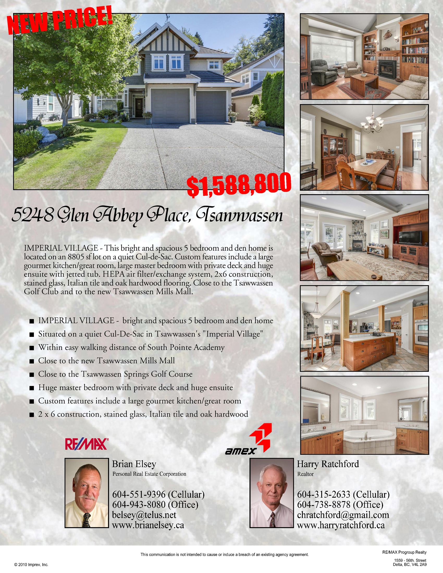 5248 glen abbey place  tsawwassen 2up 100 np c