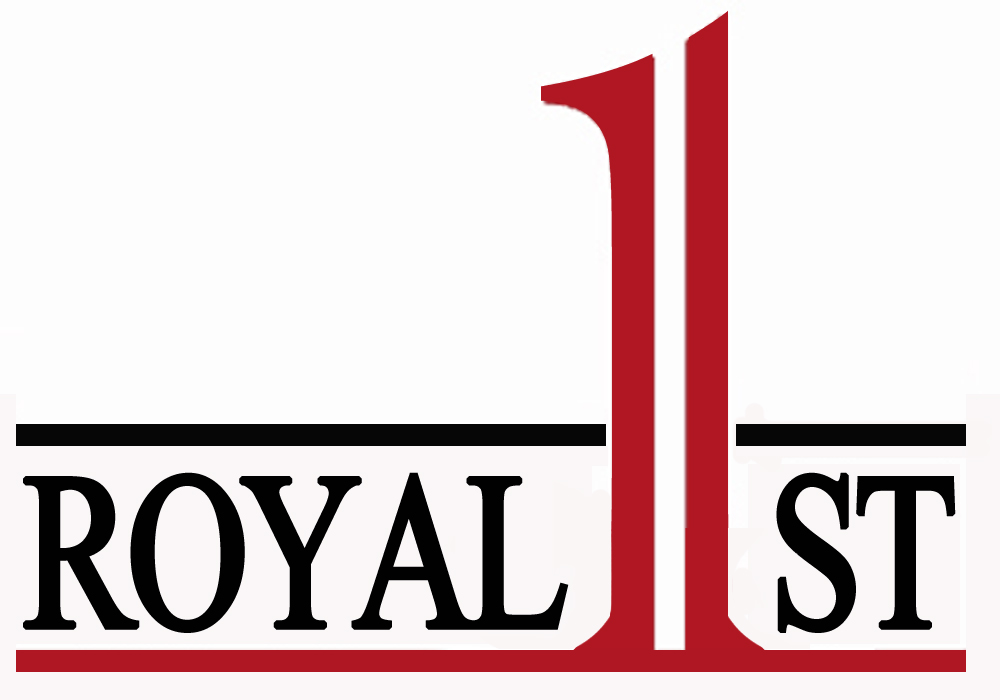 Royal 1st Logo